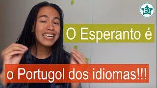 O Esperanto é o Portugol dos idiomas!!! | Esperanto do ZERO!