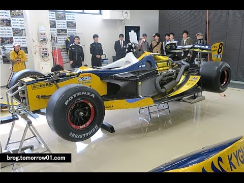 Super Formula SF13 Toyota 2013 Demonstration