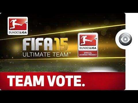 EA Sports – FIFA 15 – Bundesliga Team of the Season