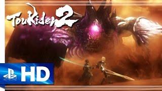Toukiden 2 (2017) US Launch Trailer - PS4, PS Vita