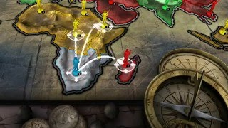 Risk: The Game of Global Domination - (PC) Trailer 2016