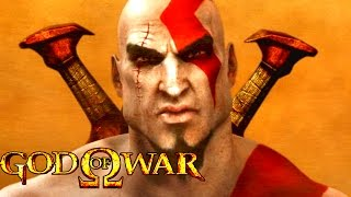☑ GOD OF WAR™ - SPEEDRUN - in 1:43:45