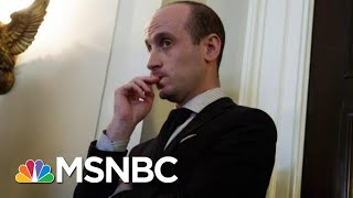 Stephen Miller A 'Case Study In Radicalization,' Says Writer | Morning Joe | MSNBC