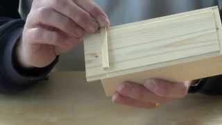 Get Into Woodworking S1e7 - A Sliding Lid