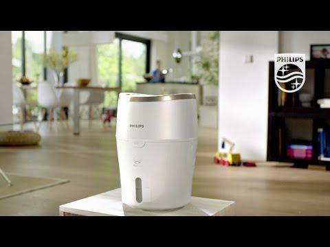 Philips 2000 Nano-Cloud Hygenic Air Humidifier-HU4804//40,