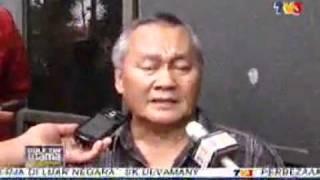 Hj Irfan Bakti Jurulatih Baru Selangor 2012