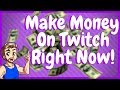How To Make Money On Twitch Without Being A Partner