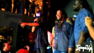 """Welcome to Jamrock Reggae Cruise Finale -- """"Redemption Song""""   LargeUp TV"""