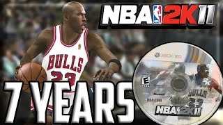NBA 2K11 7 Years Later...