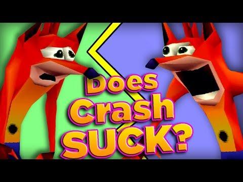 Is Crash Bandicoot OVERRATED?! (Crash Bandicoot N Sane Trilogy) – Deadlock