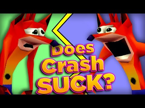 Thumbnail: Is Crash Bandicoot OVERRATED?! (Crash Bandicoot N Sane Trilogy) – Deadlock