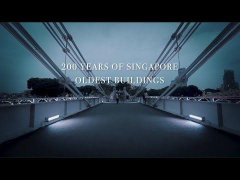 200 years of Singapore: Oldest buildings | The Straits Times