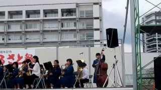 霧島ふるさと祭 ⑥ 舞鶴中学校の吹奏楽