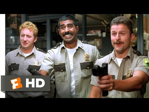 'Super Troopers' pull pranks, shenanigans to pass time