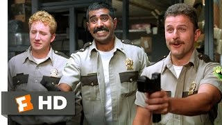 Super Troopers (5/5) Movie CLIP - Shenanigans (2001) HD