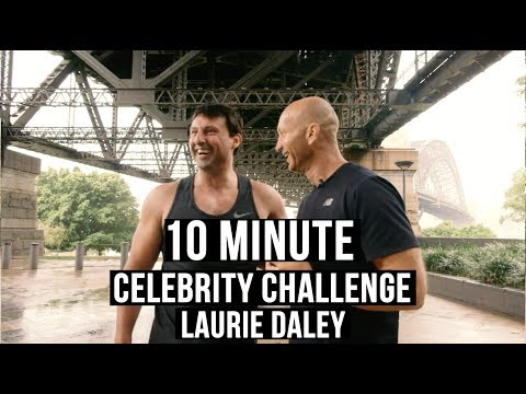 10 Minute HIIT Workout - Celebrity Challenge - Laurie Daley