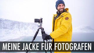 Haukland  - Meine 5 in 1 Jacke für Fotografen - Vorstellung