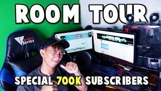 ROOM TOUR SPECIAL 700K SUBSCRIBERS!!!