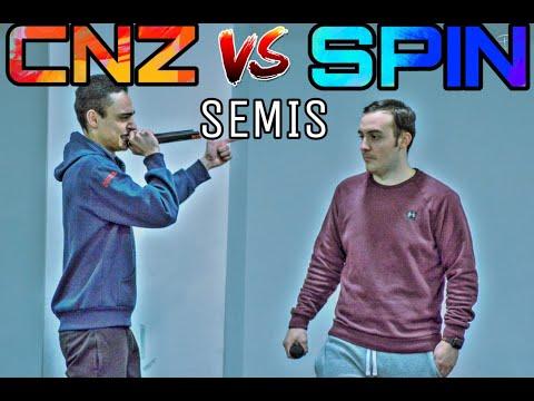 CNZ VS SPIN Semifinal - JORNada - 4 ROYAL LEAGUE