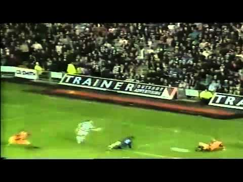 Celtic 1-0 Motherwell  12th October 1996