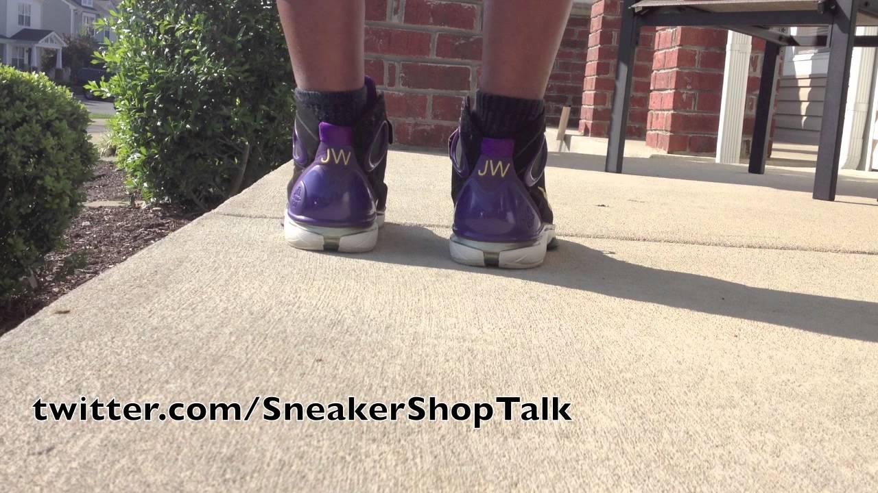68217e7f17229 On My Feet Nike Zoom Huarache 2K4 - YouTube