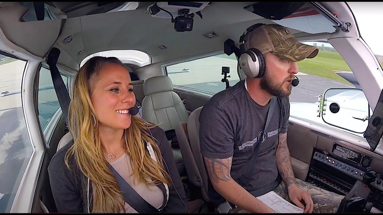 Bird STRIKE on Takeoff!!