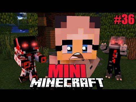WIR VERWANDELN ARAZHUL UND LARS IN HALLOWEEN MONSTER! ✿ Minecraft MINI #36 DeutschHD