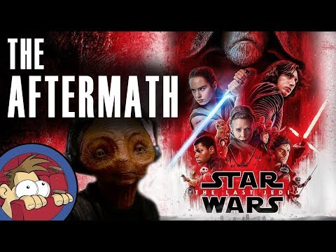 Star Wars the Last Jedi - The Aftermath