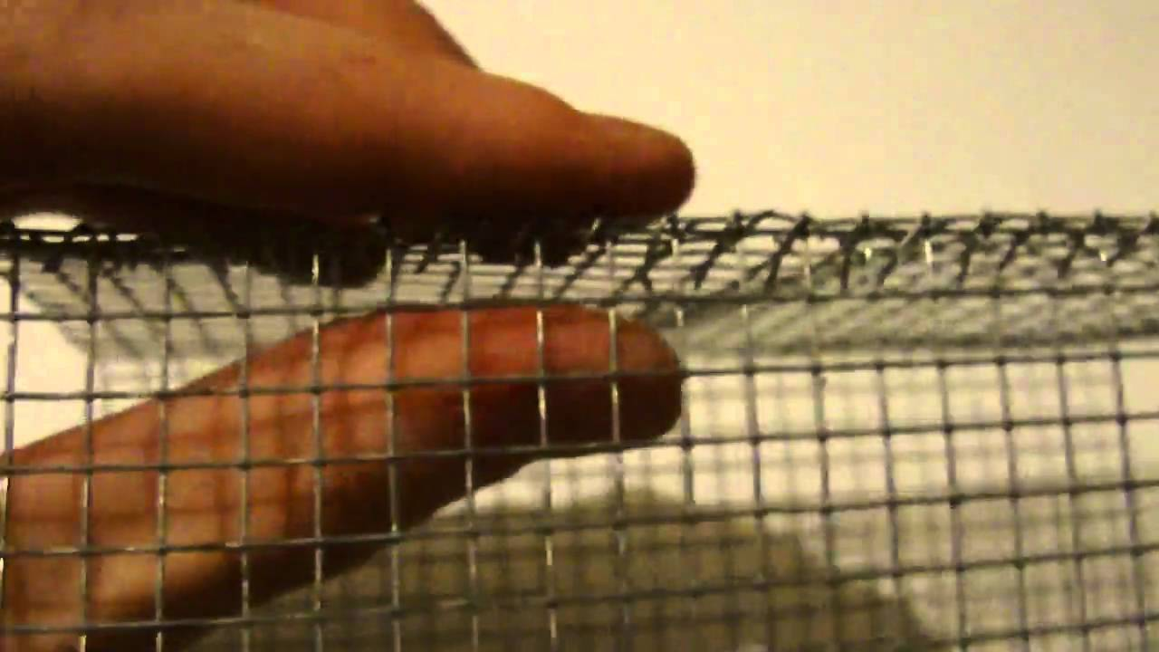 How To Make A Light Bulb Cage - YouTube