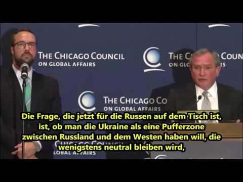 DIE WAHRHEIT: USA PLANT KRIEG & ZERFALL von Deutschland, Russland & Nahem OSTEN!