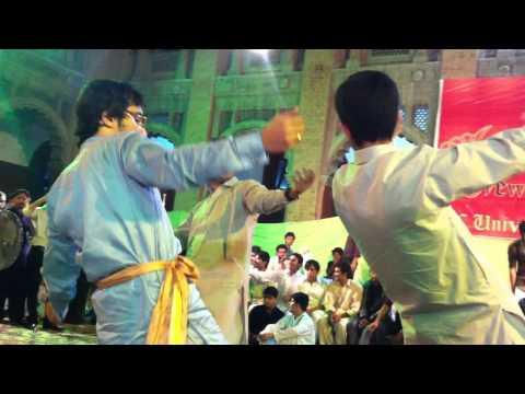 Gilgiti Dance GCU Lahore