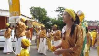 44ª CONGADA DA JOÃO VAZ - TERNO CONGO REAL - ITUIUTABA (MG) - 08 09 13