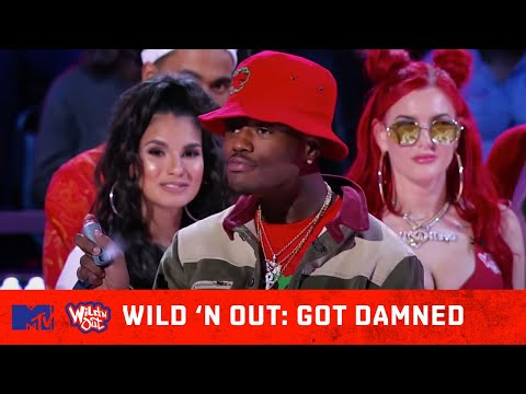 These 'Got Damned' Roasts Are On Fire 🔥 ft. Shiggy & T-Pain | Wild N Out | #GotDamned