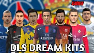 Dls dream kits • league soccer ...