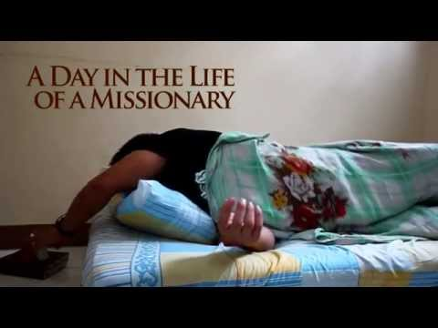 A Day In The Life Of A Missionary