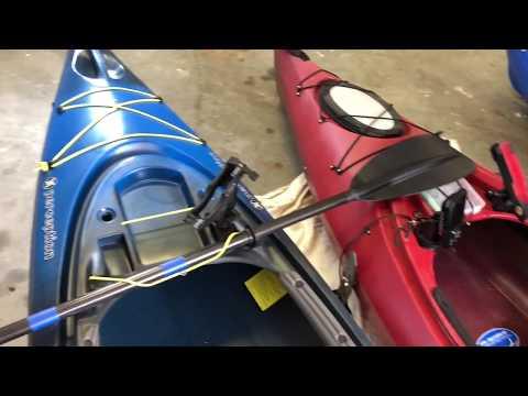 Perception Hook 10.5 Kayak Vs Future Beach Trophy 126 Kayak