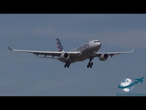 """American Airlines """"Philadelphia Eagles Charter"""" A330-243 [N280AY]"""