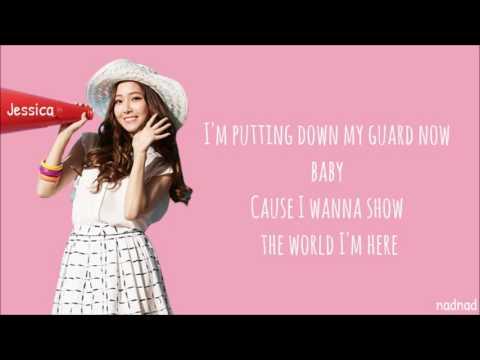 Jessica (제시카) -Big Mini World English ver lyrics