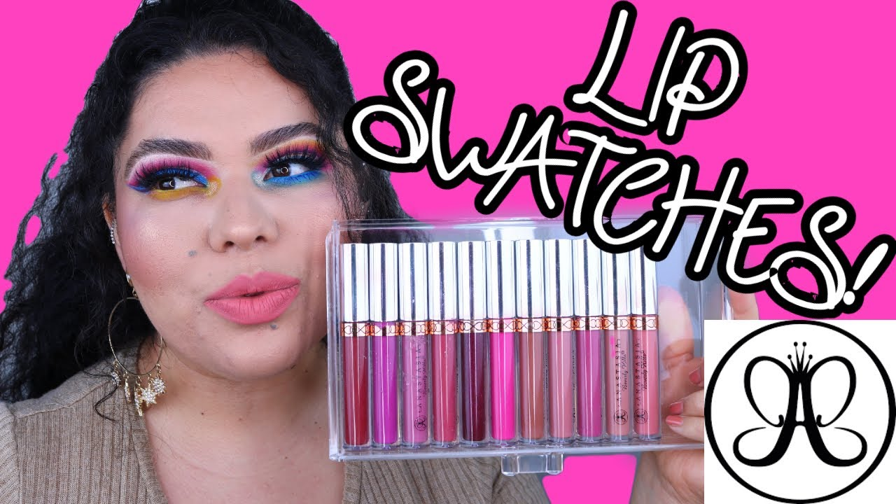 ANASTASIA Beverly Hills ABH Liquid Lipstick - Pick Your Shade