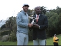 Dustin Johnson 2017 Genesis Open Champion Ceremony