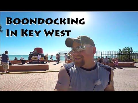 Boondocking Key West ~ Duval Street
