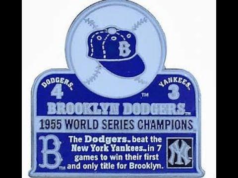 1955 World Series Highlights Brooklyn Dodgers Vs New York Yankees