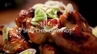 Рецепты от Гордона Рамзи Острые куриные крылышки по-тайски