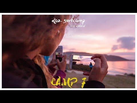 Raz SurfCamp || Camp 7 2017