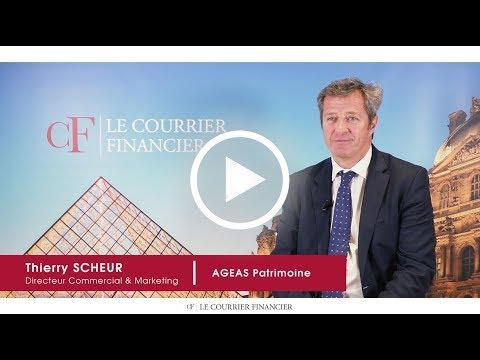 Thierry Scheur - Ageas Patrimoine : l'assurance-vie personnalisée pour les CGPI