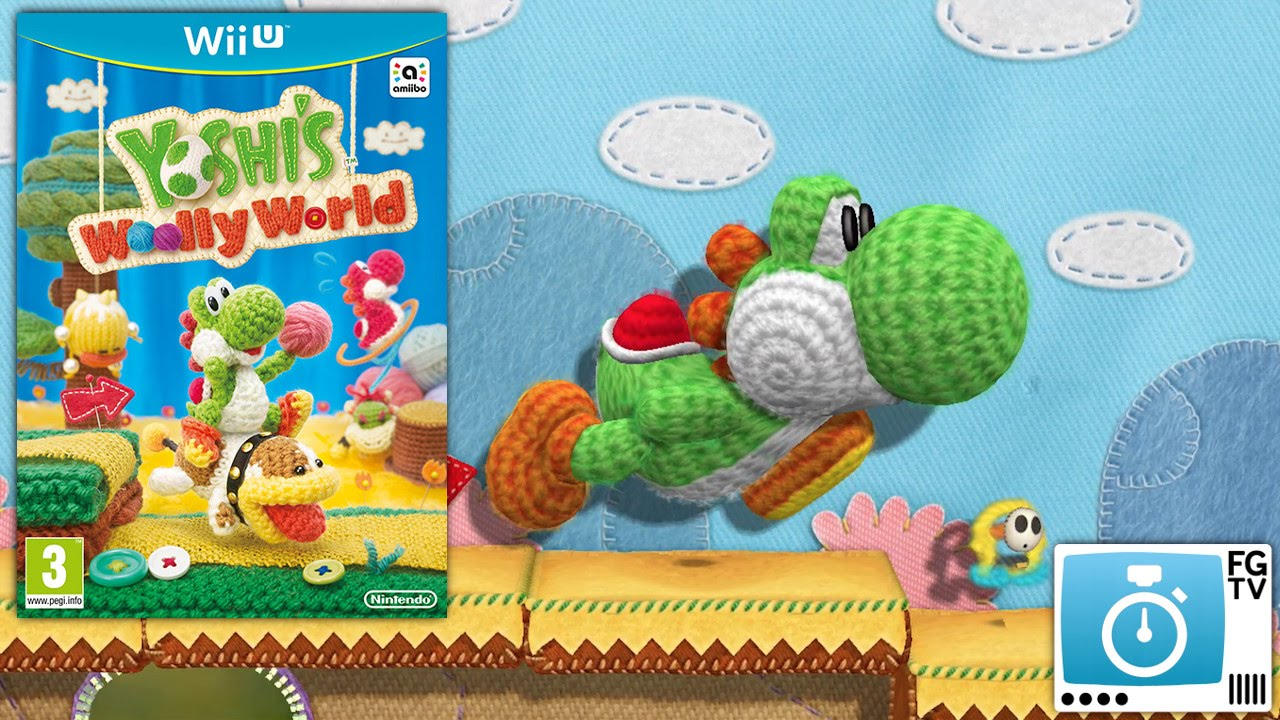 Parents Guide To Yoshi S Woolly World Pegi 3