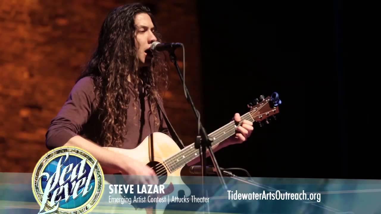 """Steve Lazar steve lazar """"smile"""" 2014 emerging artist finalis - youtube"""
