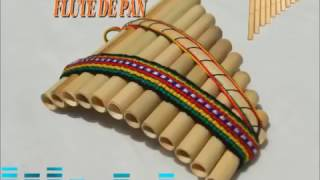 MUSICA ROMANTICA INSTRUMENTAL PAN FLUTE mp4