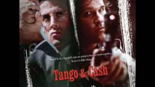 Tango & Cash  Stake Out - Set Up - Switching Tapes