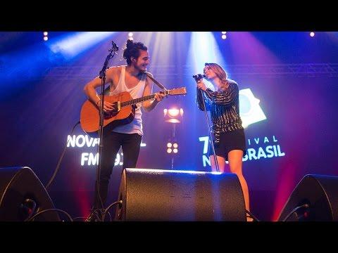 """""""Me Espera"""" - Sandy e Tiago Iorc no 7° Festival NOVABRASIL"""